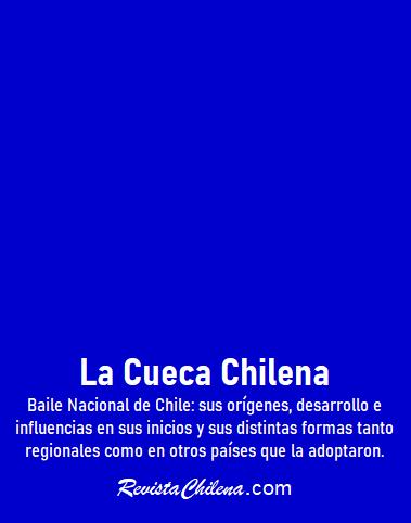 Revista Chilena La Cueca